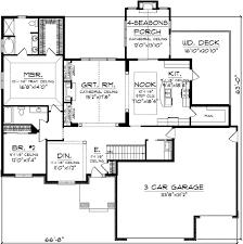 expandable ranch home plan 89751ah architectural designs