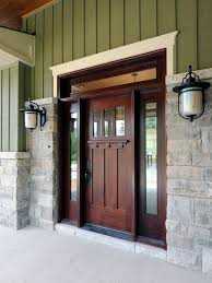 Outside Entryway Decor Craftsman Entryway Ideas U0026 Design Photos Houzz