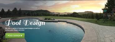 swimming pool designer key west pools fogelsville pa