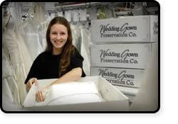 wedding dress cleaning and boxing wedding dress cleaning how we clean and preserve your wedding gown