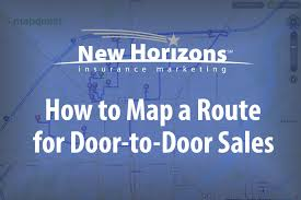 Map Quest Route Planner by How To Map Your Route For Door To Door Sales Youtube