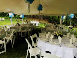 tent rentals nj party rentals table chair rental united rent all nj