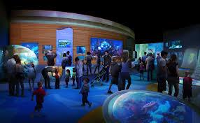 Georgia Aquarium Floor Plan by Long Beach Aquarium Expansion Will Add 29 000 Square Feet