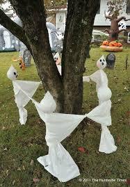 Halloween Outdoor Decorations Diy Halloween Yard Decorations U2013 Diy Scary Halloween Decorations