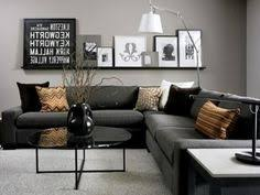 black and gray living room black and gray living room decorating ideas meliving 9a8017cd30d3