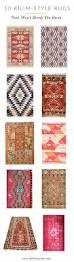 Moroccan Rugs Cheap 10 Kilim Style Rugs That Won U0027t Break The Bank Living Rooms Room