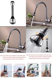 faucet water saver attachment water conservation water visit to buy new 1pc aucet sprayer attachment faucet aerator water saving eco best 25 water