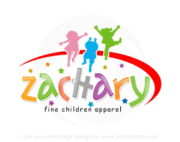 logo design firm specializing in children and childcare logo
