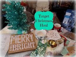 Target Christmas Decor Target Christmas 2016 Haul Dollar Spot Home Decor Holiday
