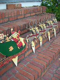 Christmas Yard Decorations Plywood by Garden Diy Christmas Lawn Decorations Rustic Christmas Lawn