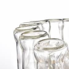 Glass Bottle Chandelier Giuliana Antique Black Two Tier Clear Glass Bottle Chandelier Lj