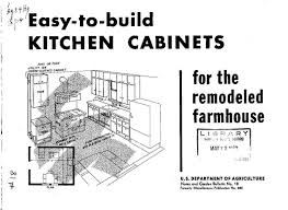 medium image for how to build kitchen cabinets free plans pdf