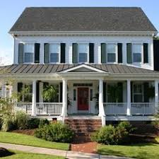 front porches on colonial homes colonial house with front porch google search front porch