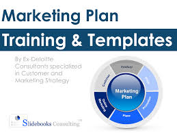 Plan Template Download Now A Simple Marketing Plan Template By Ex Deloitte