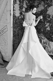 carolina herrera bridal carolina herrera bridal 2017 collection vogue