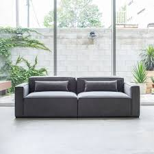 Modern Modular Sofas Gus Mix Modular Sofa 2 Pieces The Century House Wi