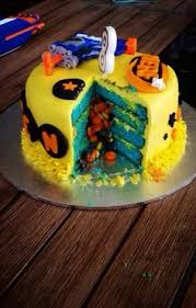 nerf gun cake bday ideas pinterest nerf gun cake gun cakes