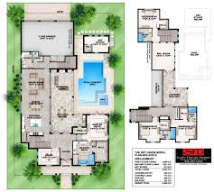 coastal cottage floor plans key haven olde florida style 2 story home design features 4