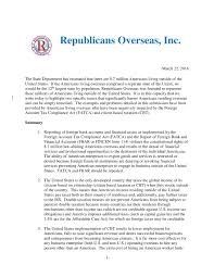 ro submits proposal to repeal fatca and cbt to house ways and