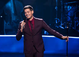 9 excellent photos from the time michael bublé turned on the