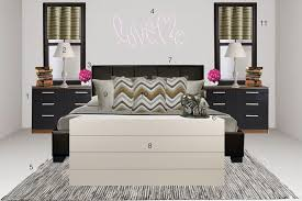 kourtney kardashian bedroom kourtney kardashian s home get the look homewings magazine