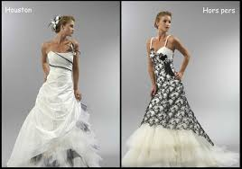 robe de mariã e grise et blanche robe de mariée blanche et grise photos de robes