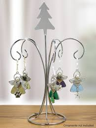 simple design wire tree ornament holder