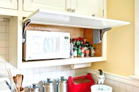 microwave in cabinet shelf how to install under cabinet microwave rootsrocks club
