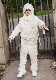 Mummy Halloween Costumes Girls Boy U0027s Mummy Costume