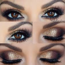 makeup for wedding makeup shimmering chagne 2675142 weddbook