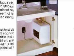 under the sink instant water heater the drawbacks of electric tankless water heaters youtube