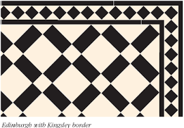 floor tiles edinburgh pattern