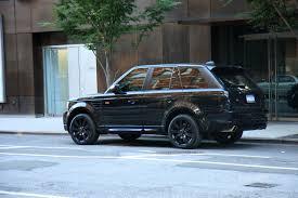 mini range rover black death spray custom blog archive mini murder monday streets of ny