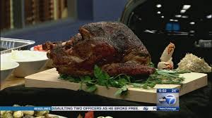 thanksgiving recipes how to cook a turkey on a weber grill