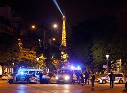 Paris Pictures Paris Shootout Leaves Police Officer And Gunman Dead The New