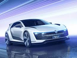 volkswagen sports car models volkswagen golf gte sport concept 2015 pictures information
