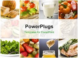 healthy food powerpoint template free cpanj info