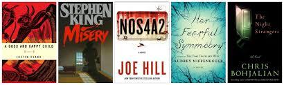 top halloween books scary books bookshelf fantasies