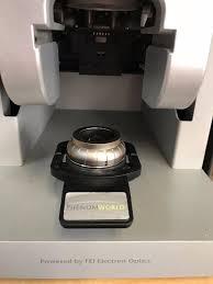 fei phenom fp 395000 desktop scanning electron microscope sn mve