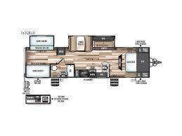 100 salem travel trailer floor plans 1 2 bed apartments