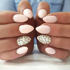 diamond light pink nail design pretty nail designs nail art