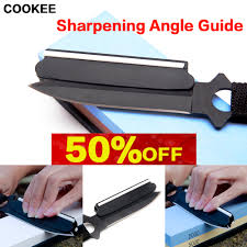 new professional knife sharpener angle guide for whetstone