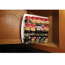 Slide Out Spice Racks For Kitchen Cabinets by Rv Kitchen Accessories Rv Space Savers Camping World