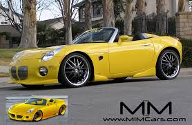 what brand model rims are these pontiac solstice forum