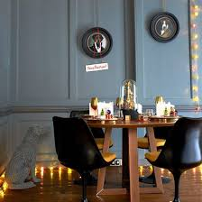 Lighting For Dining Room Ideas Modern Christmas Table Ideas Ideal Home