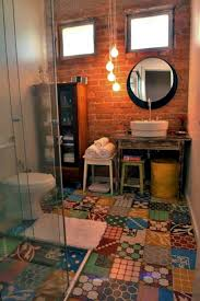 tiling small bathroom ideas small bathroom tile bright tiles make your bathroom appear