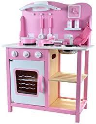 kinderk che holz rosa tz d1404 spielküche aus holz für kinder rosa kinderküche