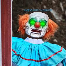 spirit halloween youtube ascend arts clown kid youtube
