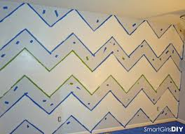 how to paint a diamond pattern on your wall maison dor interior