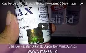 video contoh vimax asli terbaru obat pembesar alat vital pria